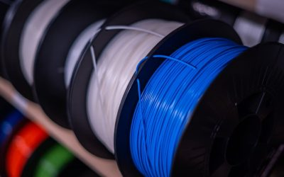 3D print tip: printing with support material