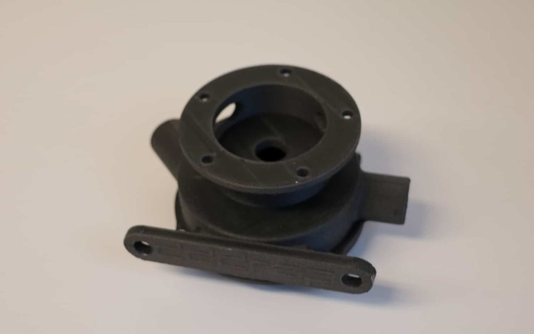 Advantages of printing with PET-G Carbon